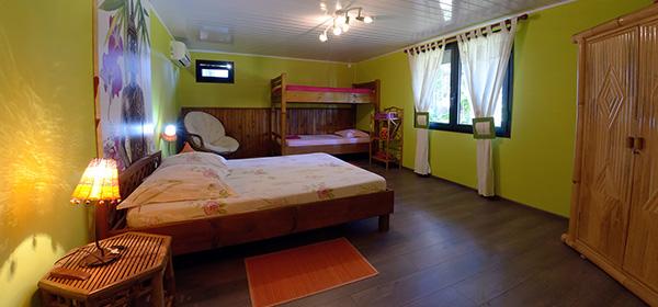 Chambre d'hôte Rougail Mangue