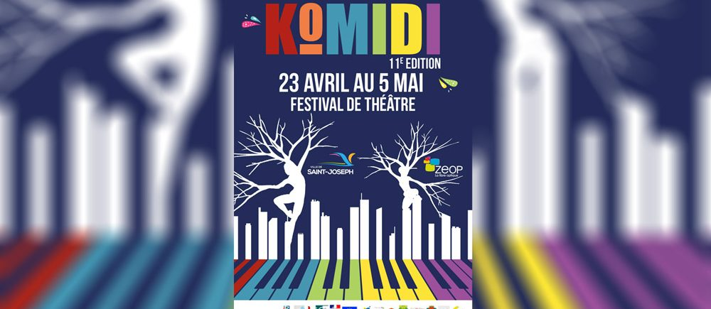 Komidi fête ses 11 ans