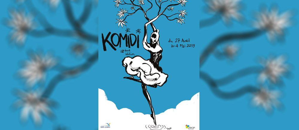 Vive le théâtre © Komidi 2019